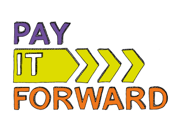 Pay It Forward logo