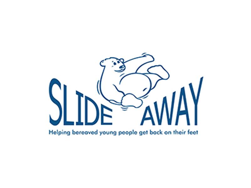 Slide away logo