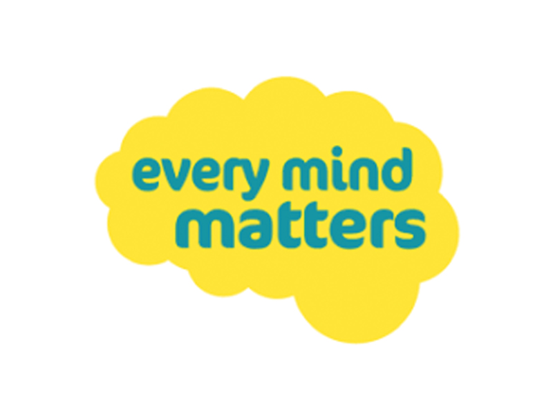 Every mind matters logo
