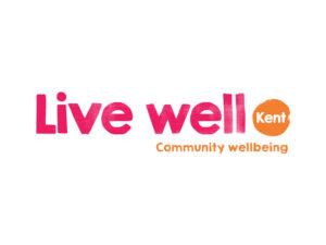 Live well Kent logo
