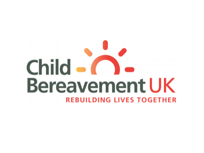 Child bereavement uk logo