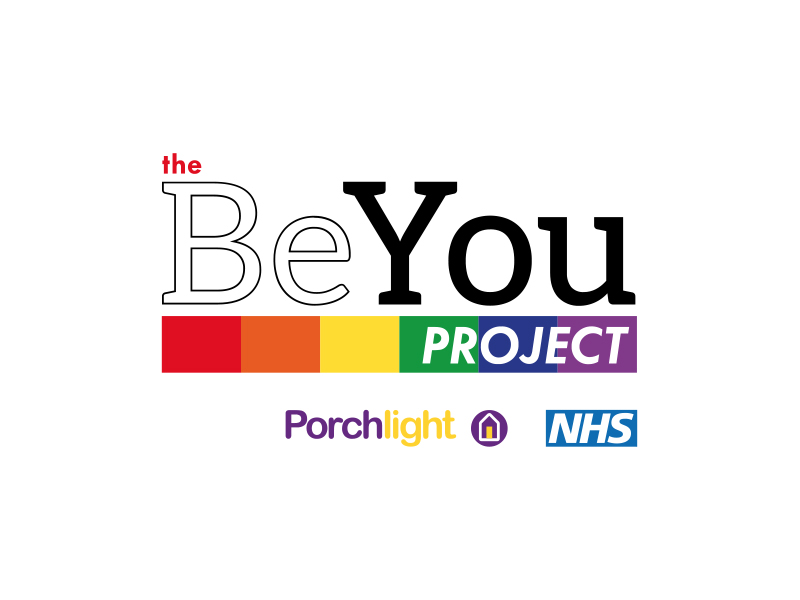 be you project logo