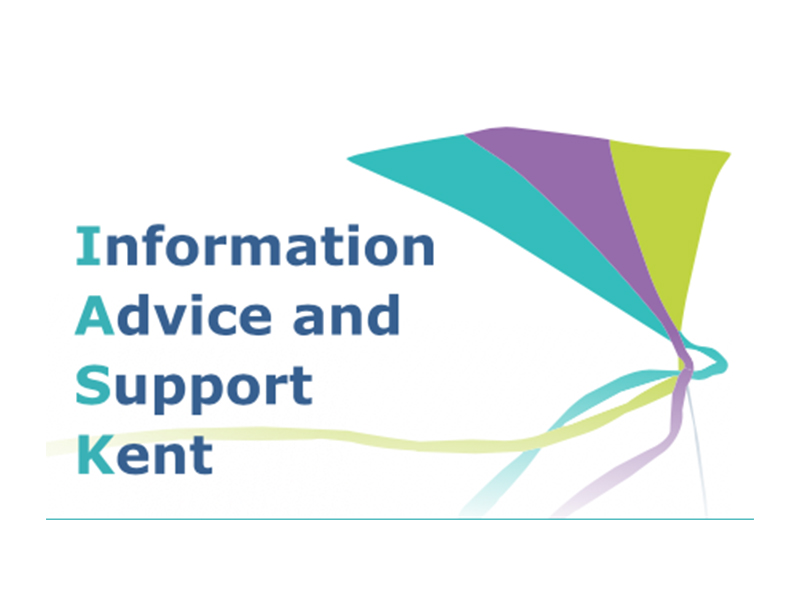 information advice and support logo