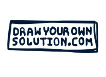 Draw your own solution logo